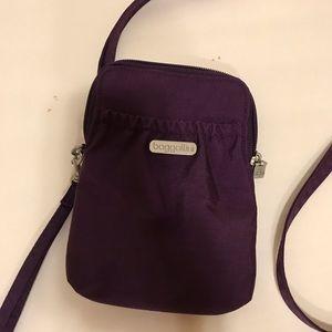 Bagallini. Bag. Purple